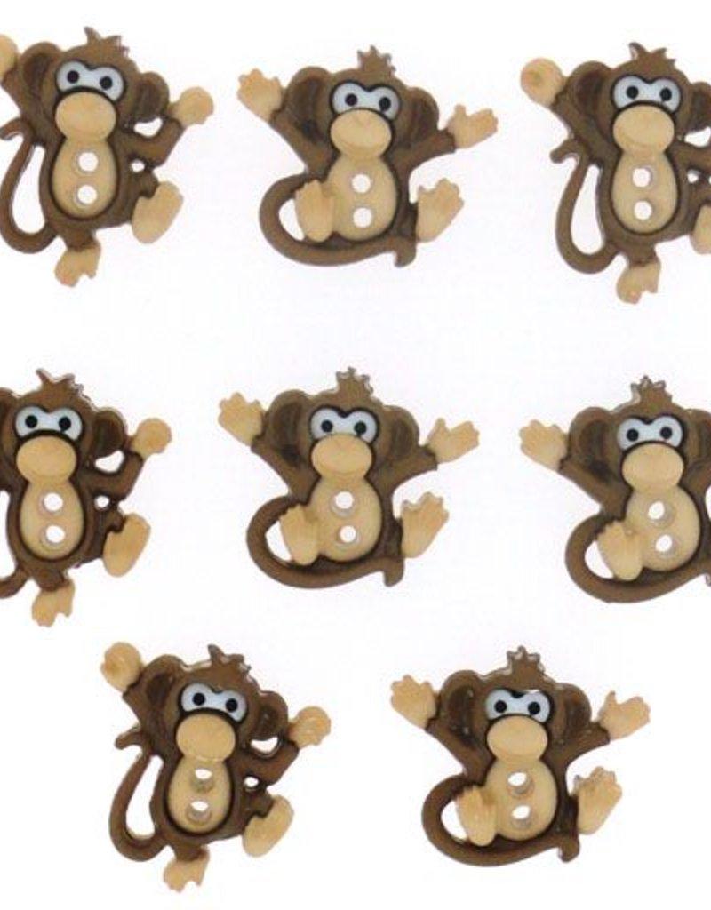 Dress it up 7678 Sew Cute Monkeys