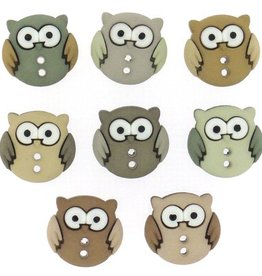 Dress it up Sew Cute Owls