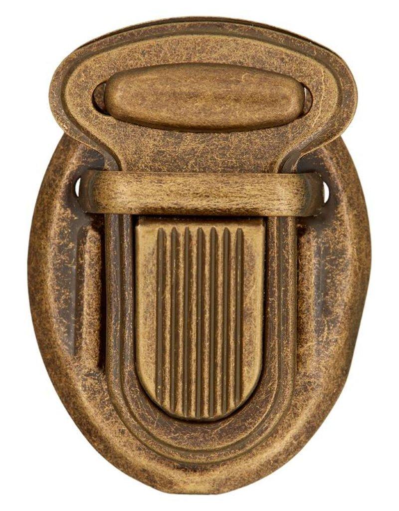 Union Knopf Rucksackschließe