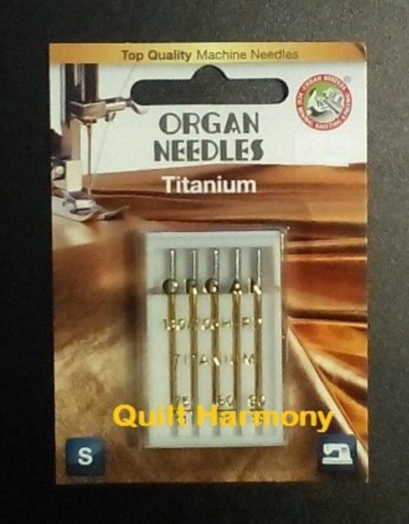 Organ Nähmaschinennadeln Sortiment Titanium