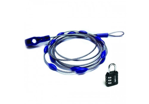 Pacsafe Pacsafe Wrapsafe Adjustable Cable Lock
