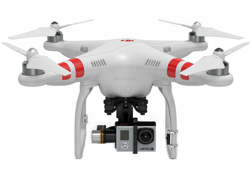 DJI - Phantom 2+H3-3D Remote Controlled Aircraft