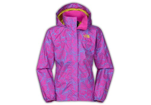 The North Face The North Face Camfly Resolve Jacket-Girls'