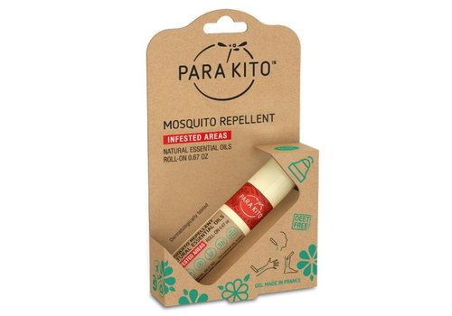 Parakito Para'Kito™ Mosquito Repellent Natural Essential Roll-On Gel