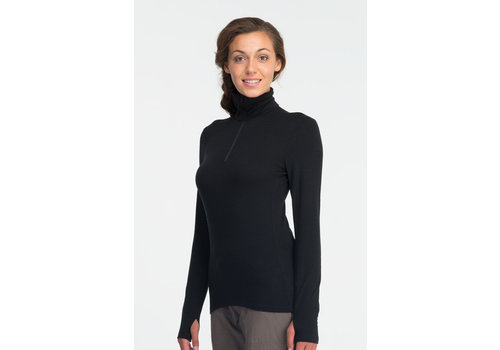 Icebreaker Icebreaker Tech Top Long Sleeve Half Zip - Women's