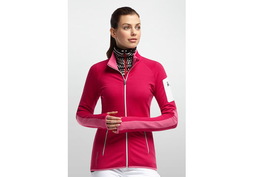 Icebreaker Icebreaker Atom Long Sleeve Zip - Women's