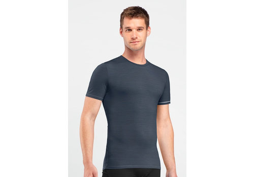 Icebreaker Icebreaker Anatomica Short Sleeve Crewe Underwear Top - Men's