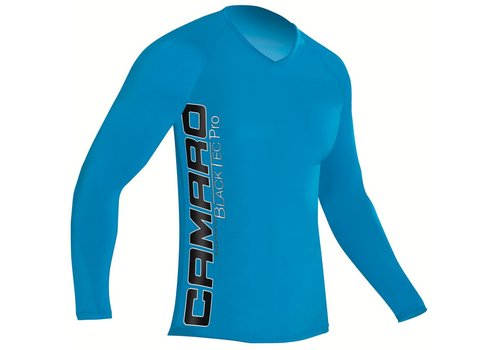 Camaro Camaro Ultradry Long Sleeve Rashguard - Youth