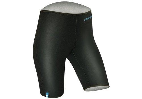 Camaro Camaro 2mm Titanium Super-Stretch Wetsuit Shorts Women