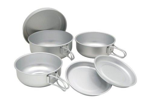 EPI EPI Aluminum 6 Cookset