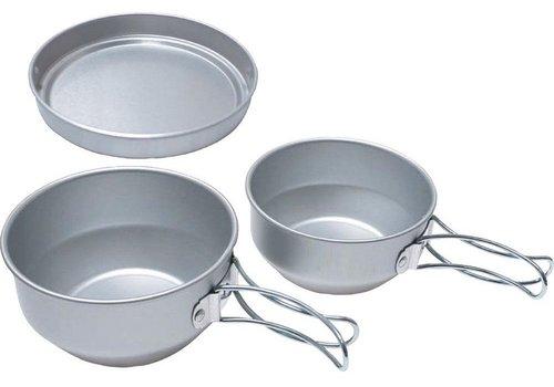 EPI EPI Aluminum 3 Cookset