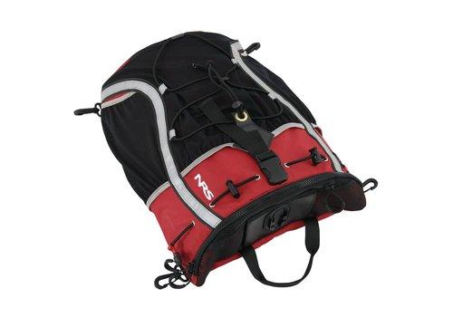 NRS NRS Taj M'Haul Deck Bag , Red/Black