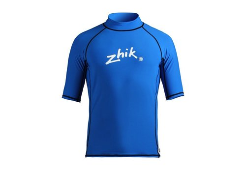 Zhik Zhik Spandex Short Sleeve Rashguard - Youth