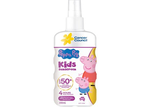 Cancer Council Australia Cancer Council Australia Kids (PP) Finger Spray SPF 50, 200ml