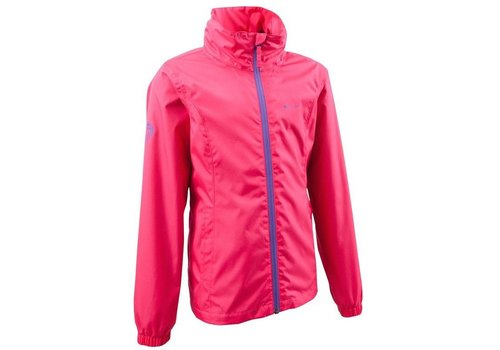 Quechua Quechua Waterproof Jacket - Girls