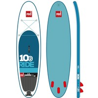 "Red Paddle Co 10'6"" Ride Inflatable SUP Board (2017)"