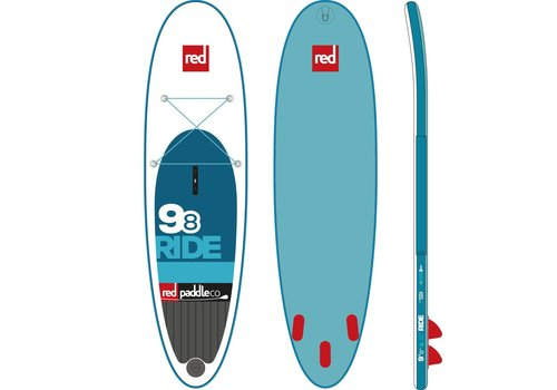 """Red Paddle Co Red Paddle Co Ride 9'8"""" Inflatable SUP 17"""