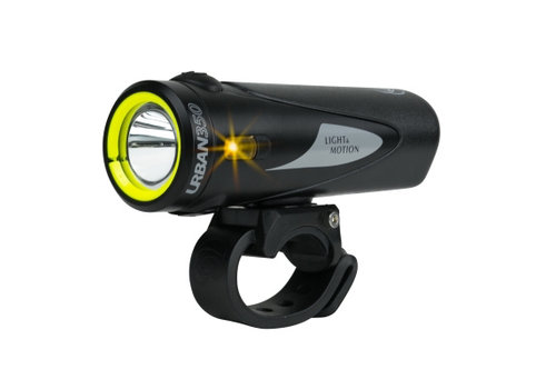 Light & Motion Light & Motion Urban 350 Obsidian Stout Bike Light
