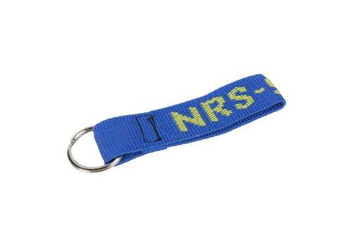 """NRS NRS Key Chain 4"""" Blue"""