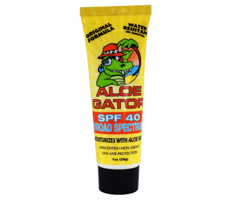 Aloe Gator SPF 40 Lotion