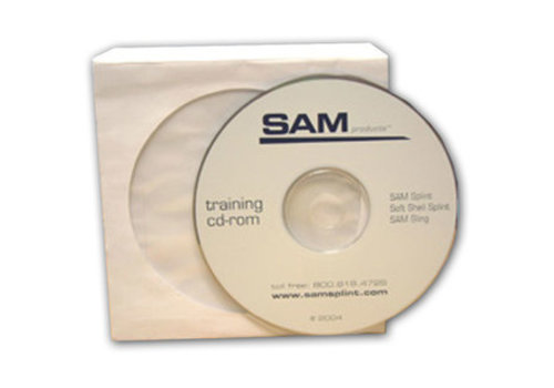 Sam Splint Sam Splint Training CD