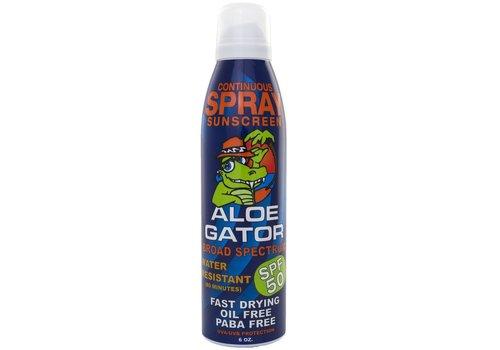 Aloe Gator Aloe Gator SPF 50 Continuous Spray
