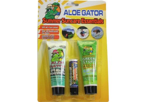 Aloe Gator Aloe Gator Summer Combo Pack
