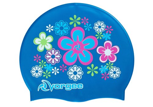 Vorgee Vorgee Miss Glamour Swim Cap
