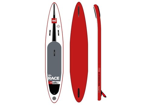 "Red Paddle Co Red Paddle Co Race 12'6"" SUP 2017"