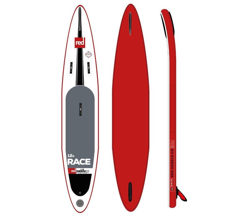 """Red Paddle Co Race 12'6"""" SUP 2017"""