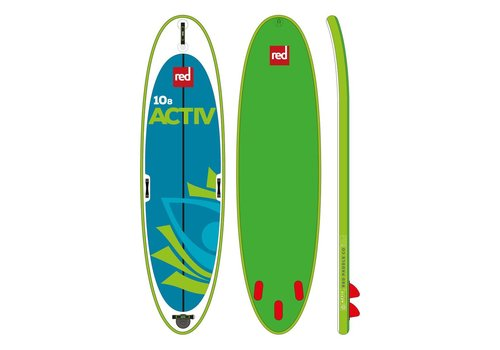"Red Paddle Co Red Paddle Co 10'8"" Activ MSL Inflatable SUP Board"