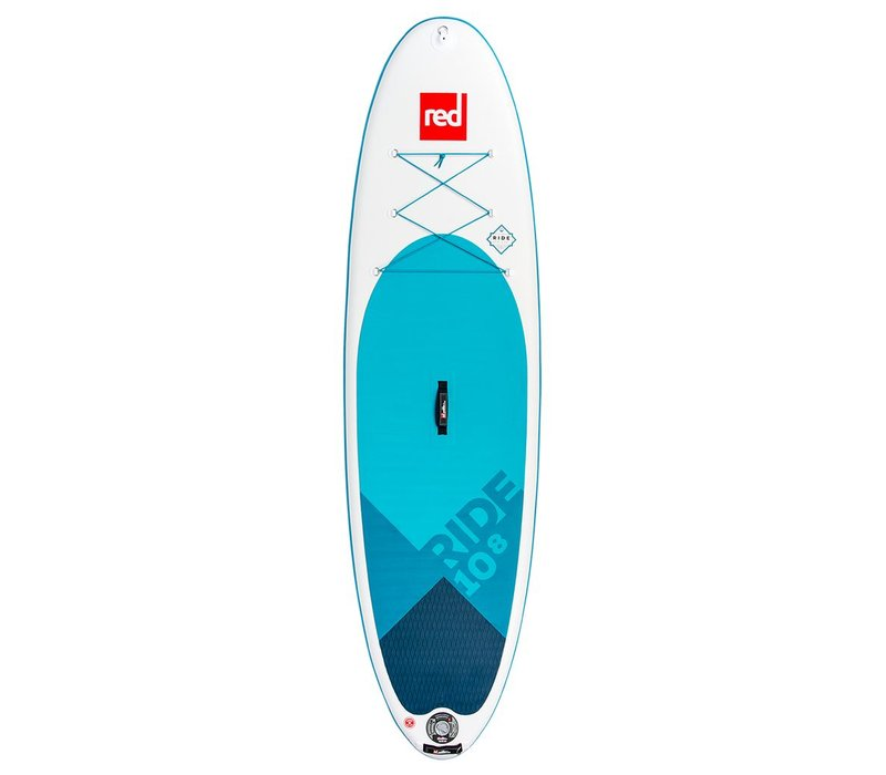 """Red Paddle Co 10'8"""" Ride MSL Inflatable SUP Board"""