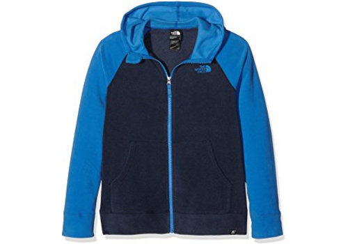 The North Face The North Face Glacier Full Zip Hoodie - Youth
