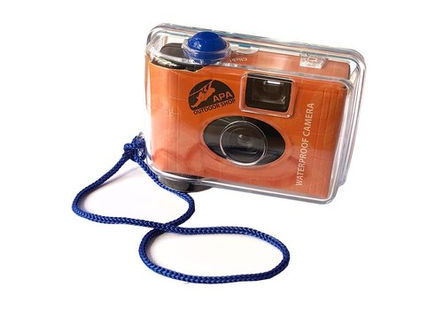 APA APA Single-Use Waterproof Camera