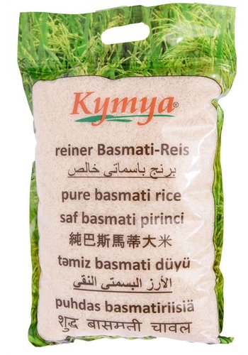 Basmati Reis im 5 Kg Bag