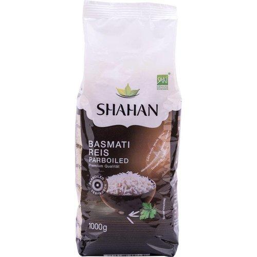 Shahan Parboild Basmati Reis 1 Kg