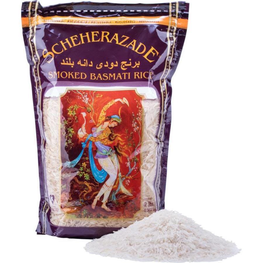 Basmati Reis Geräuchert ca. 1Kg