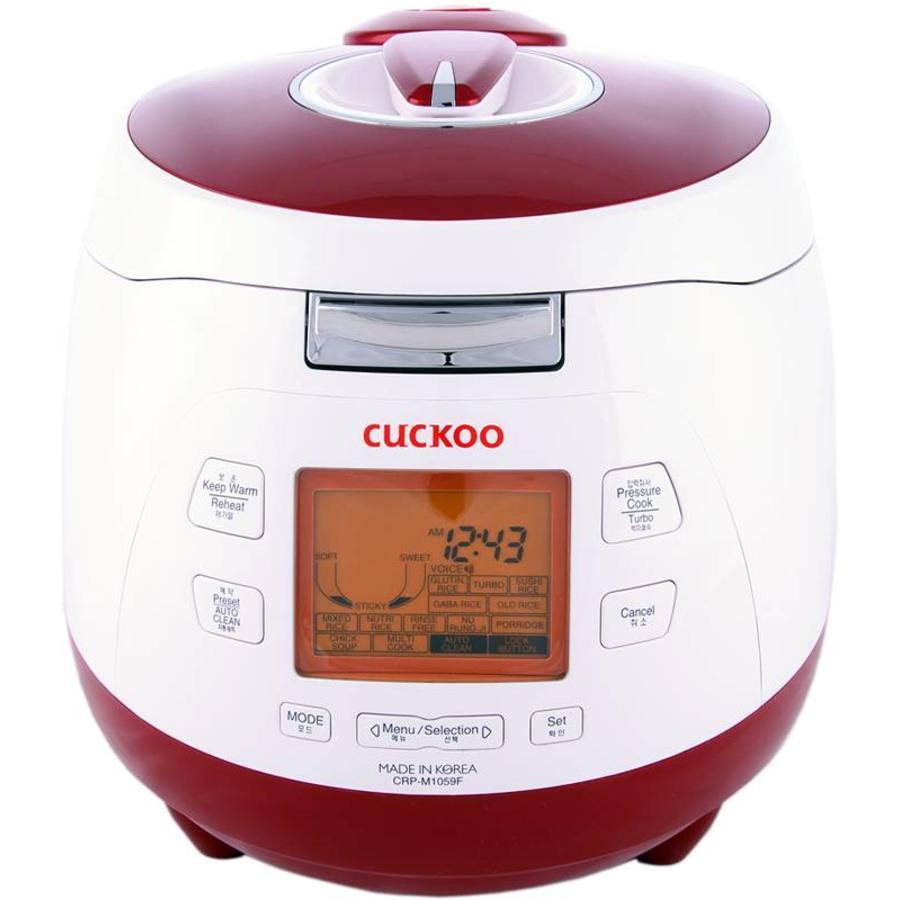 Cuckoo CRP-M1059F, Reiskocher