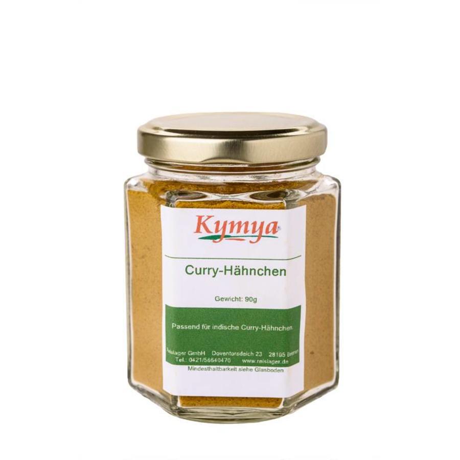 Curry-Hähnchen 90g Pulver