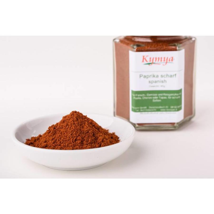 Paprika scharf spanisch, 85g