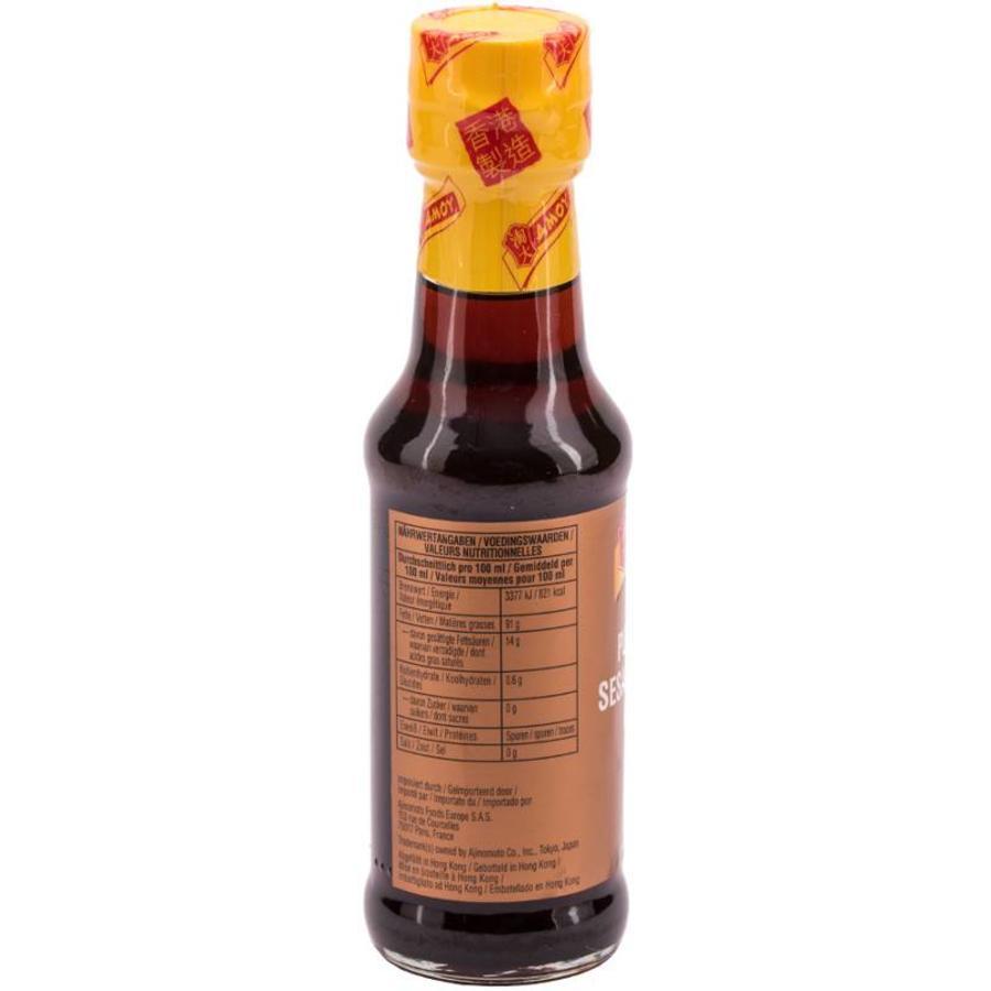 reines Sesamöl, Amoy 150ml Flasche