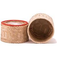 Bambuskorb zum Reis kochen, 13cm