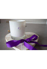 Mummy Loves Organics Melting Body Candle- Beautiful - Stress Relieving