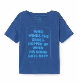 Bobo Choses Who Short Sleeve T-Shirt