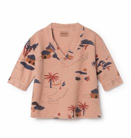 Bobo Choses Gombe Kimono Shirt