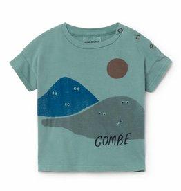 Bobo Choses Mountains Short Sleeve T-Shirt