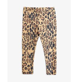MINI RODINI Mini Rodini Leopard fancy leggings