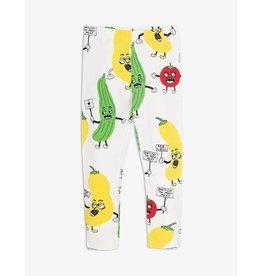 MINI RODINI Veggie leggings von Mini Rodini