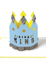 Meri Meri BIRTHDAY KING GREETING CARD