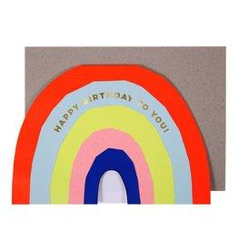 Meri Meri RAINBOW CARD